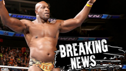 titus o'neil talks speaks out not quitting batista suspension wwe wrestling