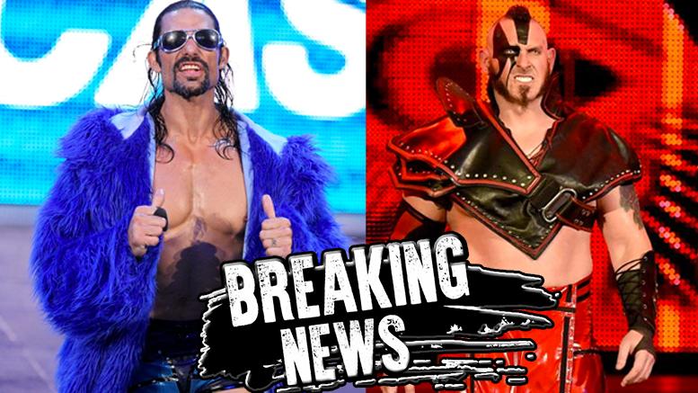 Adam Rose suspended konnor wwe wrestling wellness violation wwe