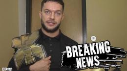 Finn Balor loses nxt title samoa joe wrestling wwe