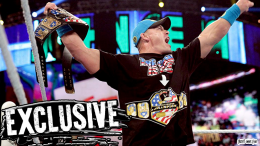 John Cena Wins lawsuit cleared court construction worker wwe wrestling