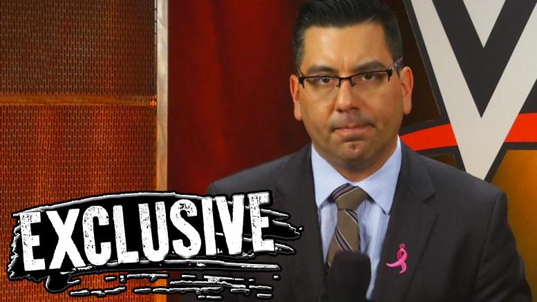 Rich Brennan wwe released nxt announcer fired wrestling