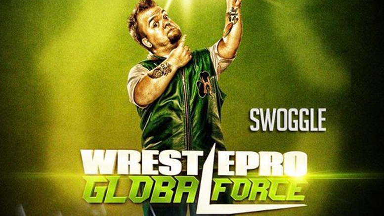 Hornswoggle books show wwe release fired wrestling