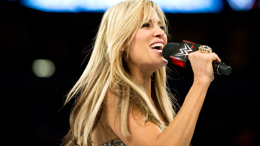 Lilian Garcia dad cancer update wrestling wwe