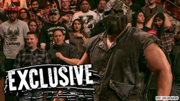Matanza retape cueto vein sliced injured lucha underground wrestling