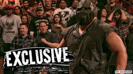 Matanza retape cueto vein sliced injured lucha underground wrestling