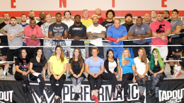 Performance Center tryouts begin wwe wrestling video