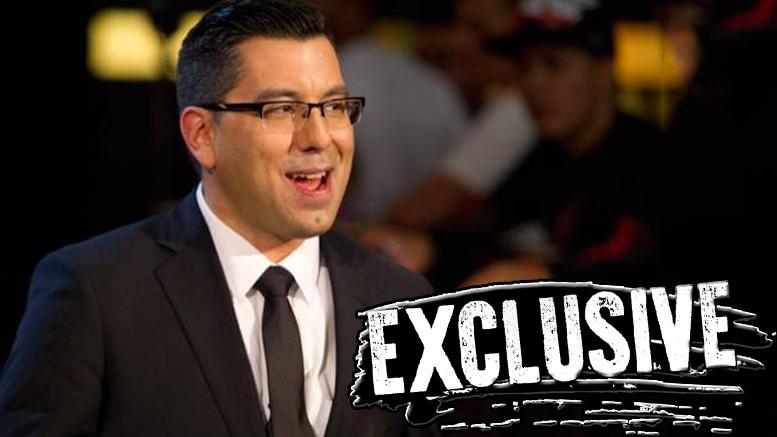 Rich Brennan wwe announcer released blindsided not bitter wrestling