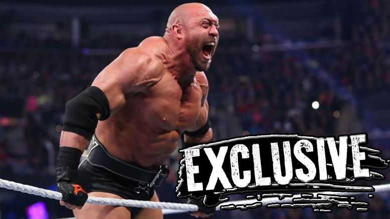 Ryback trademark sent home raw wwe wrestler wrestling contract negotiation