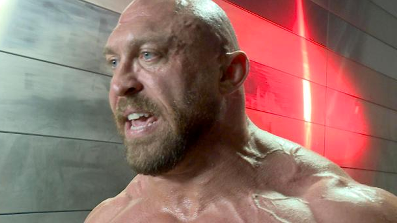 Ryback explanation contract money sent home raw wwe wrestler wrestling contract negotiation