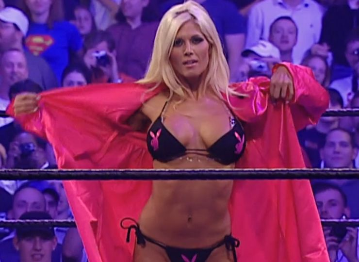 Host Taz Comments On Torrie Wilson-Sable WWE Judgement Day Makeout Segment 1