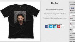 shirt adam rose aldo mugshot wwe wrestling wrestler