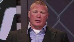 Brock Lesnar espn sportscenter wwe ufc 200 mark hunt fight return retirement regret retiring