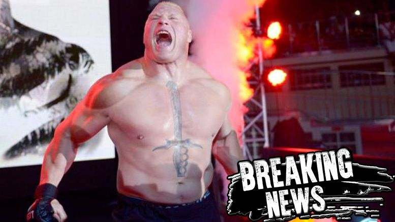 Lesnar Brock UfC return WWE deal wrestling mma fighting