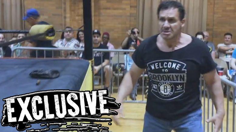 brooklyn brawler ring return wwe release wrestling wrestler