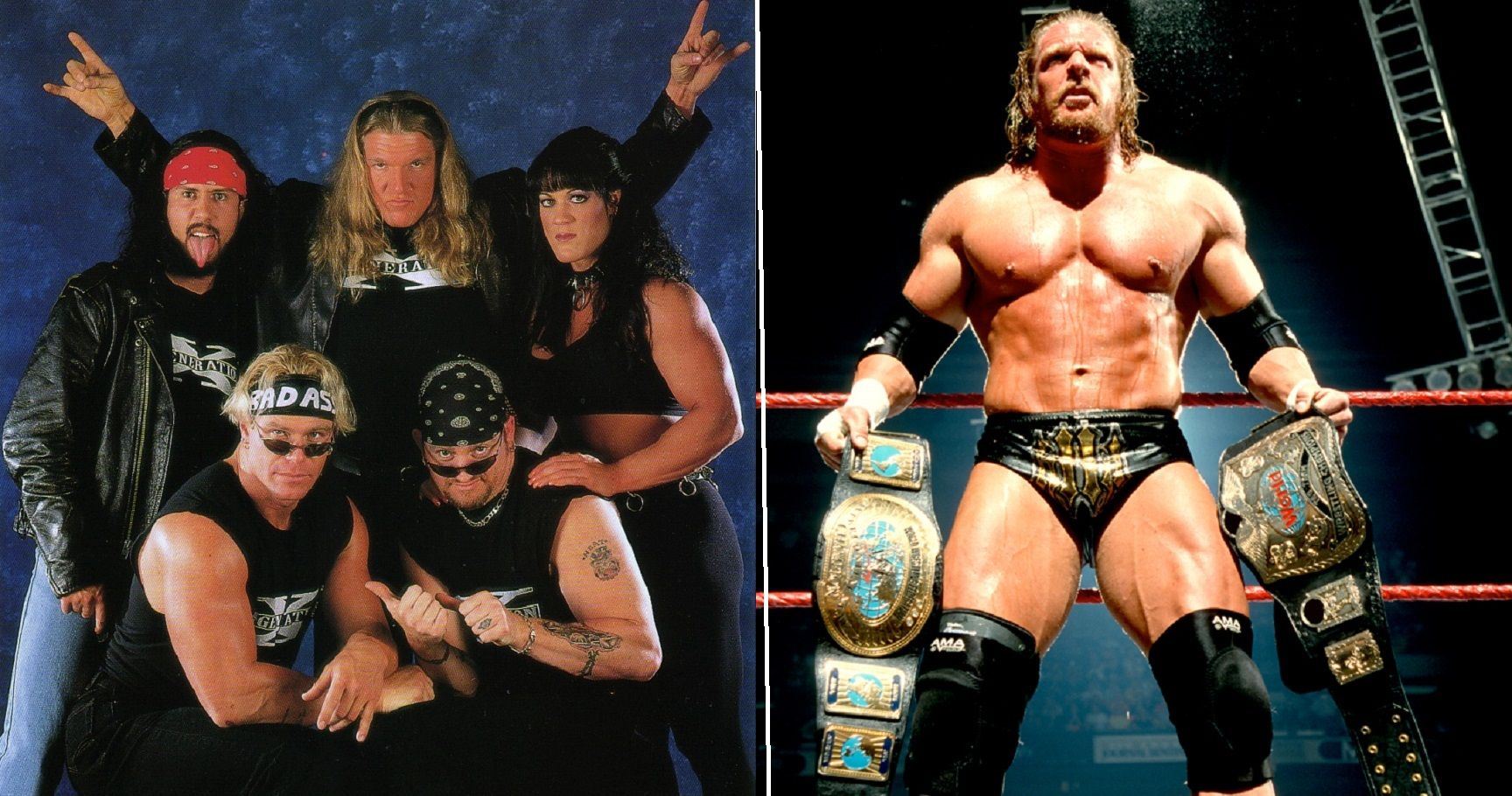 Top 15 Biggest Wrestling Stars To Emerge From Factions