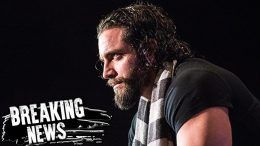 elias samson wwe injured nxt wrestler wrestling ankle fracture fractured
