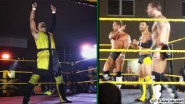 Hideo Itami returns nxt injured injury wrestling wrestling wwe