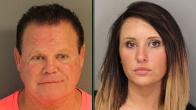 Jerry Lawler arrested fiance girlfriend wwe hall of fame domestic