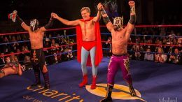Mitt Romney wrestling lucha libre video wrestler nacho