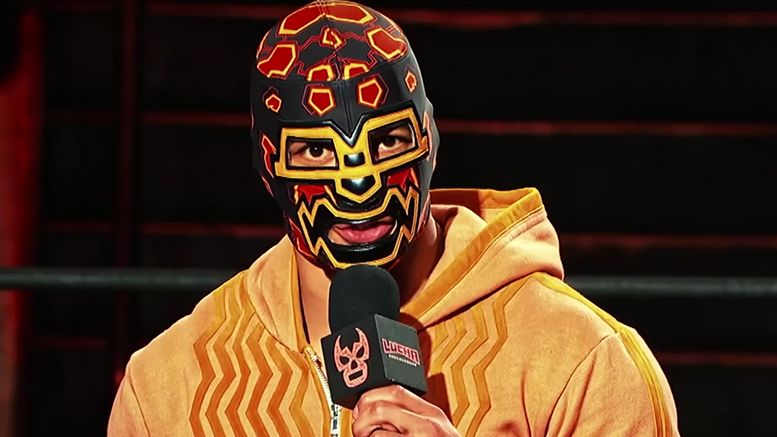 prince puma turns down deal contract lucha underground wrestling ricochet wrestler