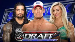 WWE Draft live smackdown wrestling