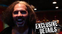 Broken Matt Hardy trespass fan wrestling impact reby cops
