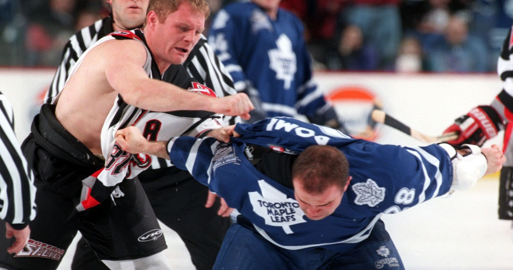 Top 15 Biggest NHL Goons Of All Time
