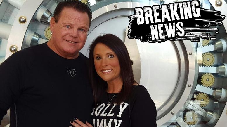 domestic Jerry Lawler charges dropped wwe lauryn mcbride wrestler wrestling announcer hall of fame
