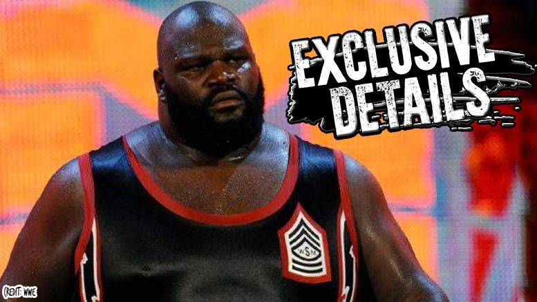 mark henry wwe wrestler not leaving wrestling wlw harley race signing appearance meet and greet