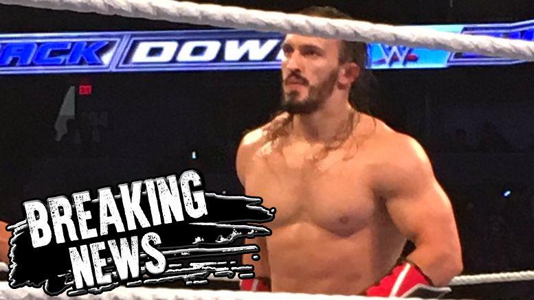 neville returns injury wwe wrestler smackdown wrestling ankle