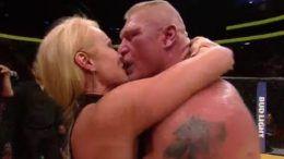 Sable brock lesnar ufc 200 wrestling fighting wrestler wrestlers diva
