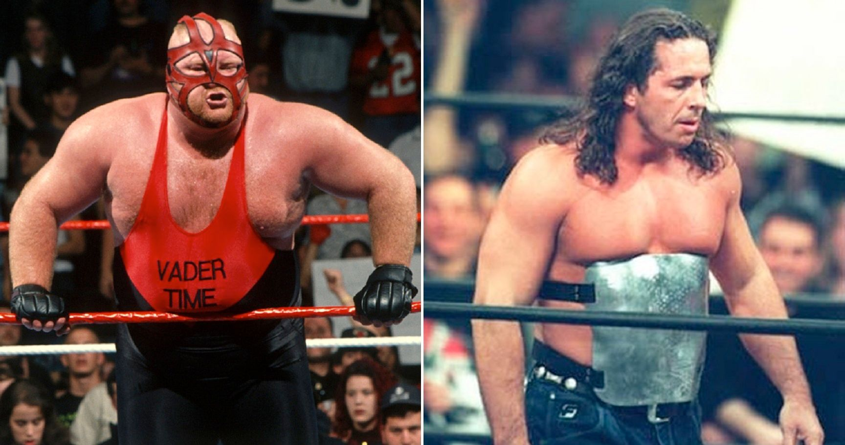 10 Wrestlers Ruined By WWE And 10 Ruined By WCW During The Monday Night War