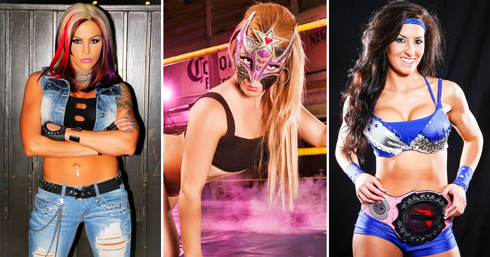 Top 15 Female Wrestlers WWE NEEDS To Sign