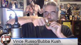 vince russo smoking weed marijuana the brand raw wrestling raw