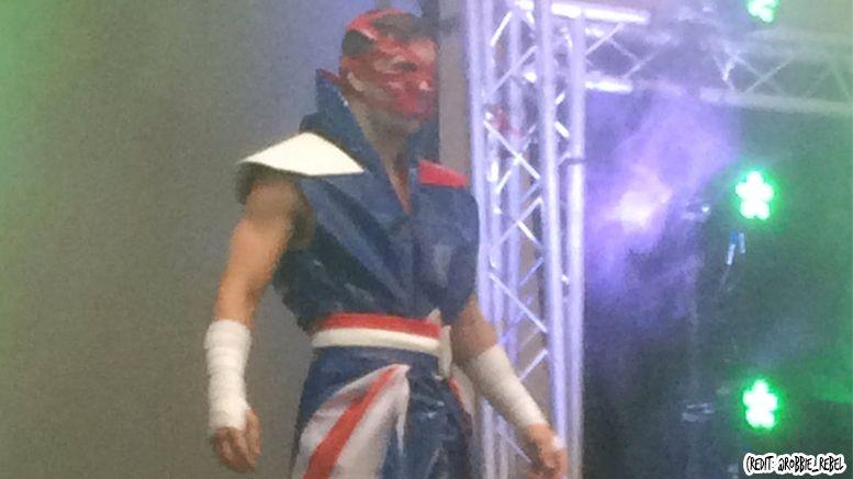 Will Ospreay vader feud wrestling wrestler revpro mask video