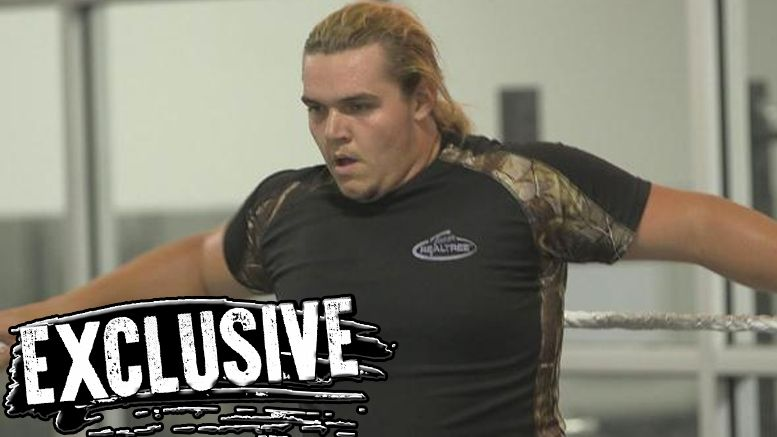 zz loupe released wwe tough enough wrestling wrestler