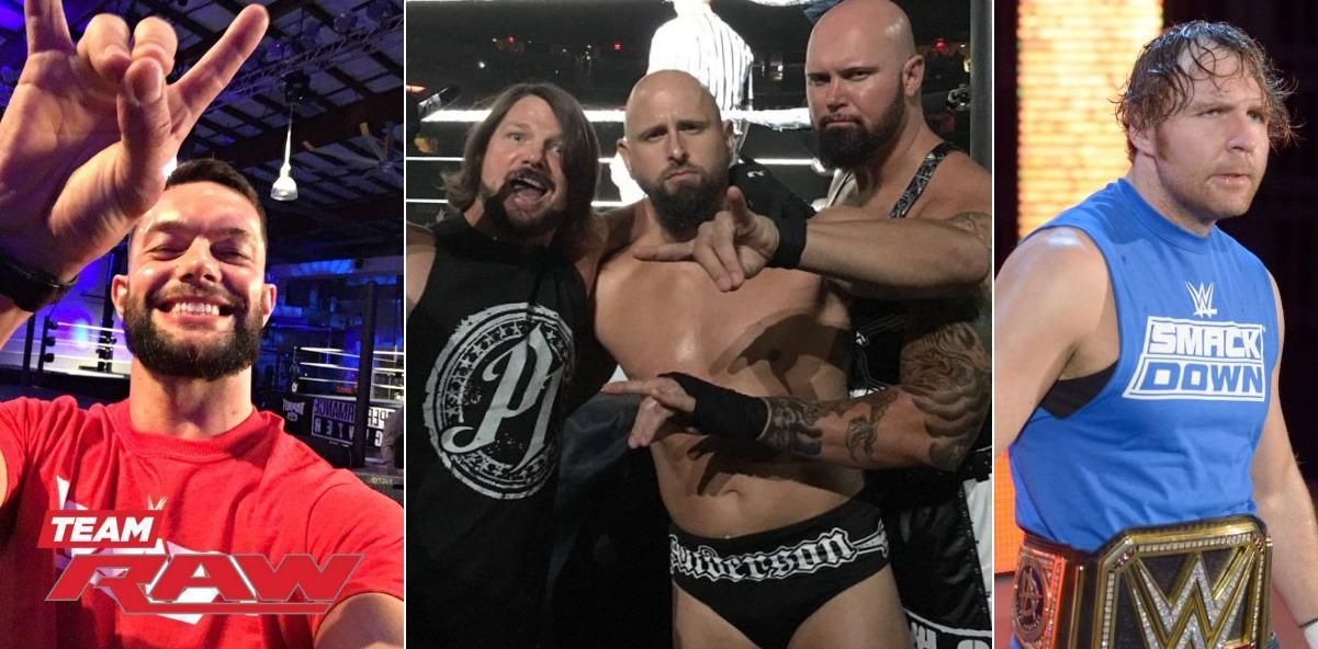 15 Things We've Learned About WWE After The Draft