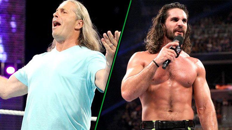 bret hart seth rollins finn balor summerslam injury dangerous wrestler wrestling wwe criticism