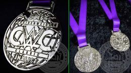 medallions cruiserweight classic cwc wrestling wwe network
