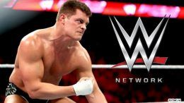 network wwe cody rhodes subscription cancelled wrestling wrestler straight shoot aubrey sitterson