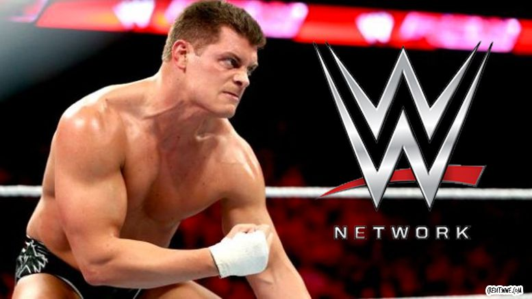 network wwe cody rhodes subscription cancelled wrestling wrestler straight shoot aubrey sitterson