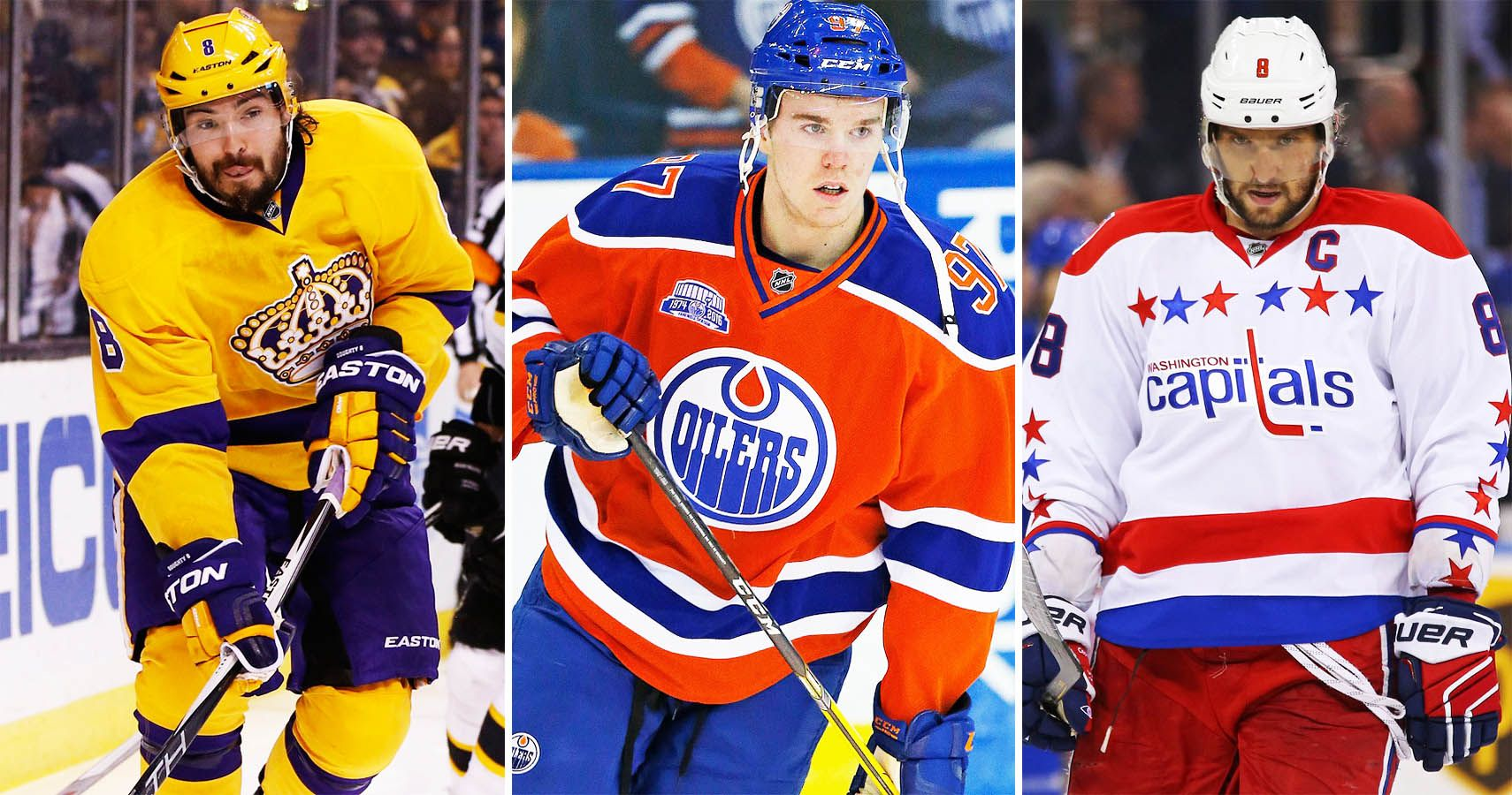 Power Ranking Every NHL Alternate Jersey