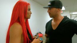 Jonathan Coyle Eva Marie wrongfully suspended wrestling wwe total divas