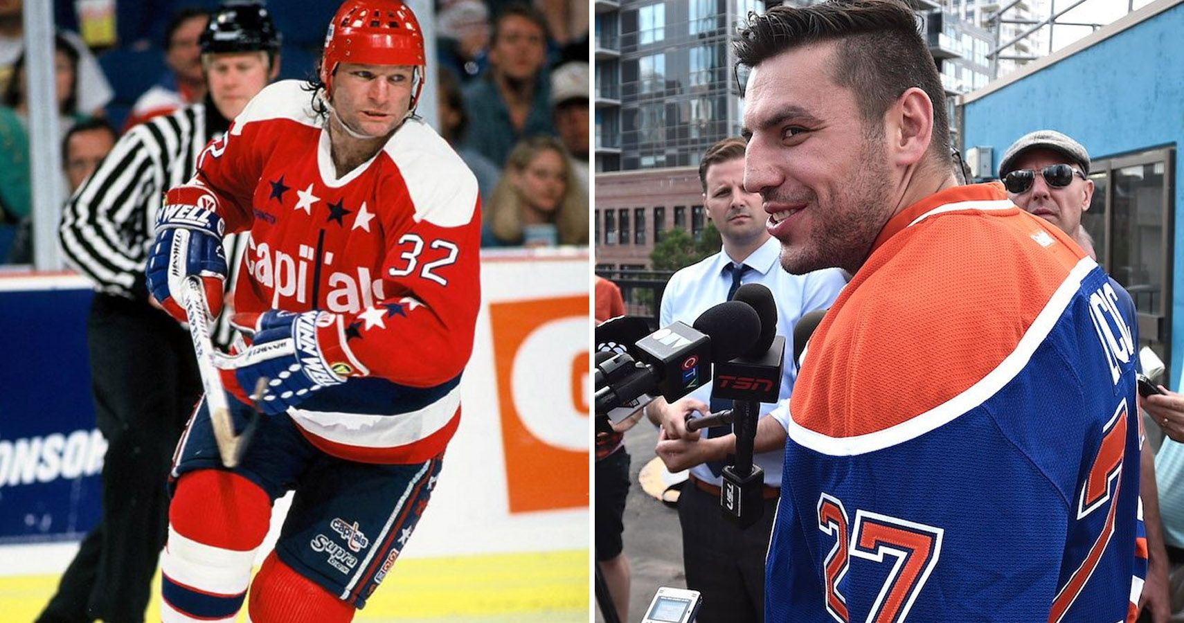 Top 15 NHL Goons Who Could Also Score