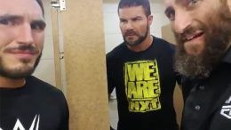 glorious bomb johnny gargano tommaso ciampa bobby roode nxt wrestling wrestler wrestlers viral video