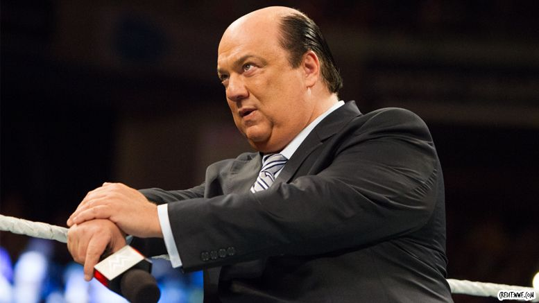 Paul Heyman RAW new contract wwe wrestling deal