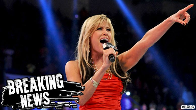 Lilian Garcia leaving wwe father sickness wrestling announcer cancer
