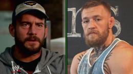 CM Punk conor mcgregor wwe wrestler responding video hot 97 rosenberg radio