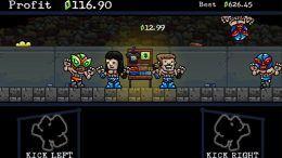 smart phone superkick game young bucks iphone android wrestling wrestlers nick matt jackson