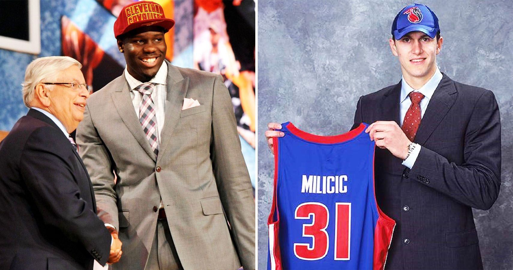 Top 15 Biggest NBA Draft Failures Since 2000